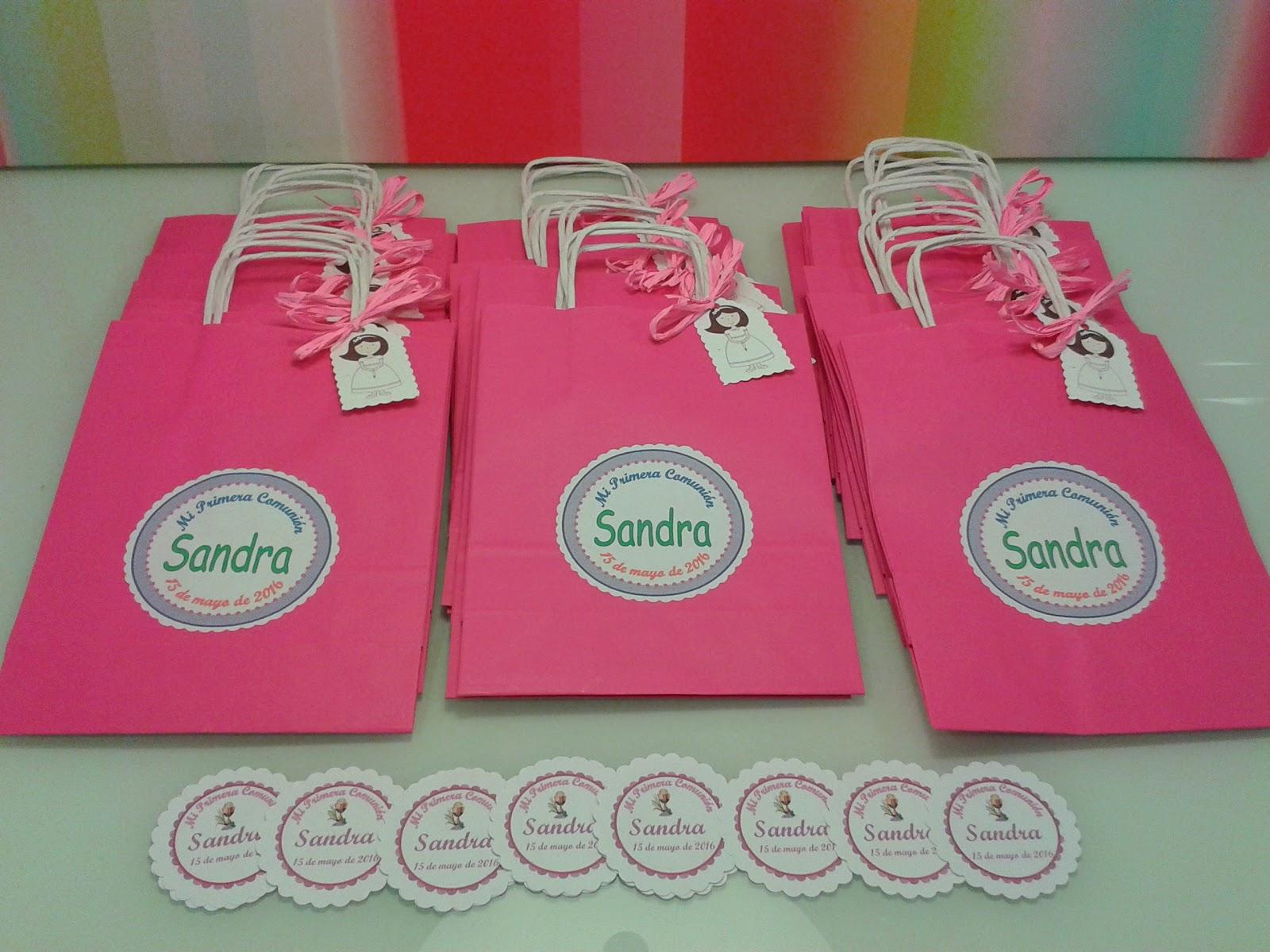 Chuchedetalles pamplona bolsas personalizadas y etiquetas - Bolsas de regalo personalizadas ...