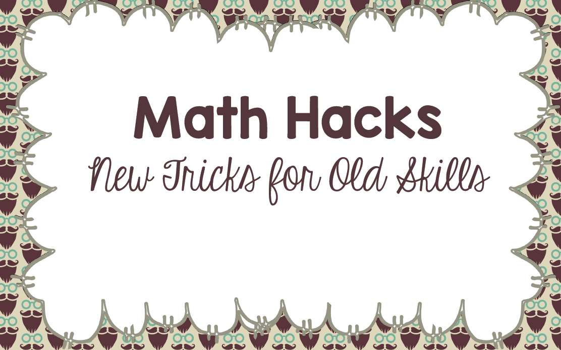 Math Hacks: Equivalent Fractions - One Room Schoolhouse