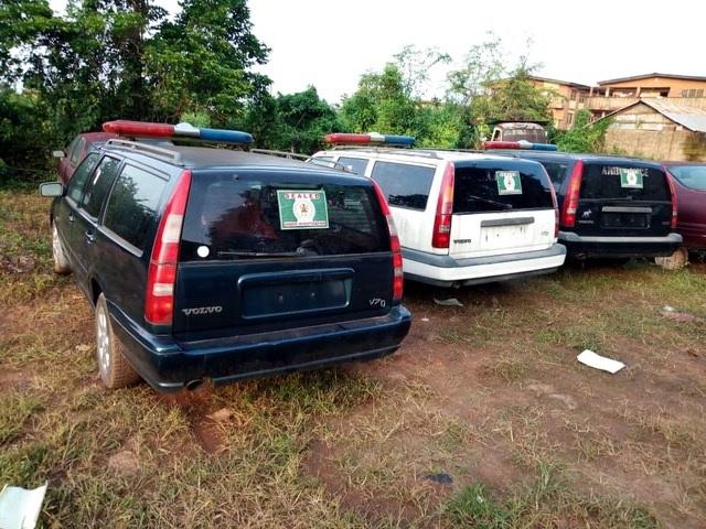 BREAKING: ICPC busts PDP Senator, recovers 3 Ambulances, 500KVA Transformer [PHOTOS]