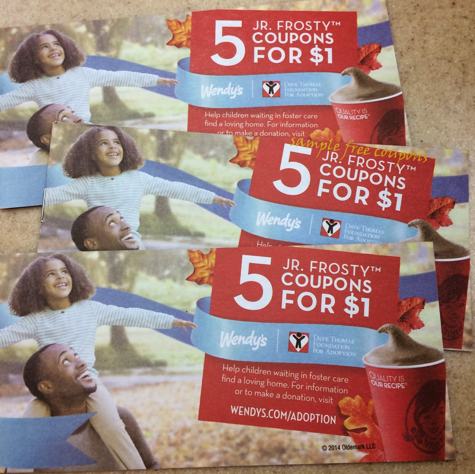 picture about Wendy's Printable Coupons titled Wendy S Discount codes Printable: Printable Coupon codes 2016 Estimates