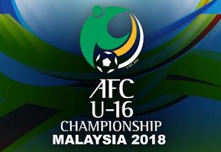 Jadwal Timnas Indonesia di Piala AFC U-16 Malaysia 2018