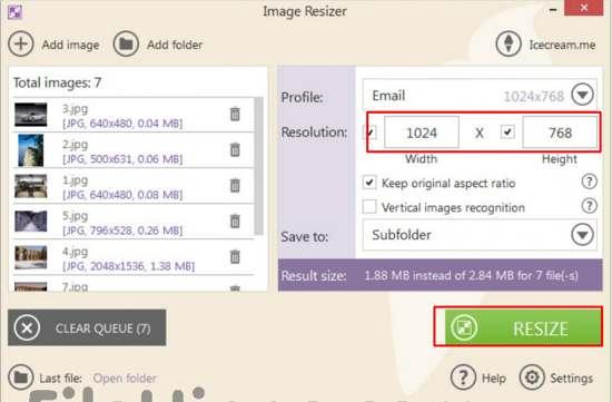 image resizer pdf converter