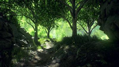 صورة  لتجربة لعبة الهروب من الماضي Asemblance كوديكس في جهاز الحاسوب