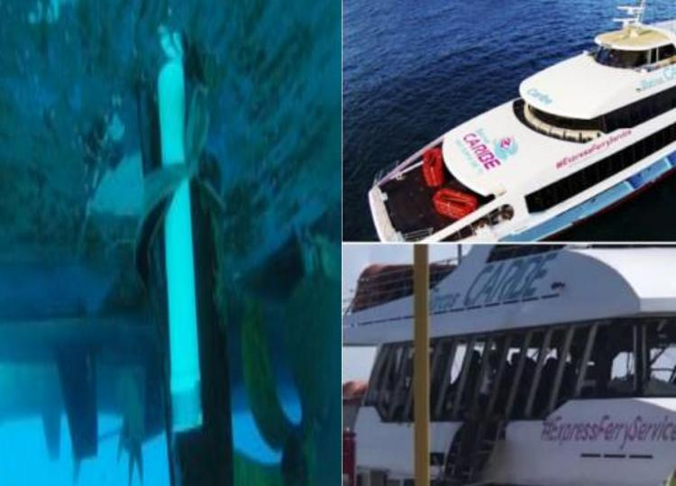 Narcoterrorismo: Mas explosivos fueron encontrados esta semana en un Ferry en Cozumel