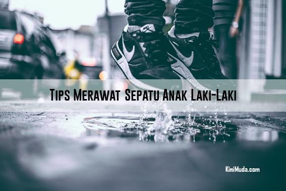 4 Tips Merawat Sepatu Anak Laki-Laki