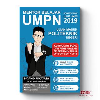Buku Kumpulan Soal UMPN Rekayasa dan Pembahasannya | Tahun 2019