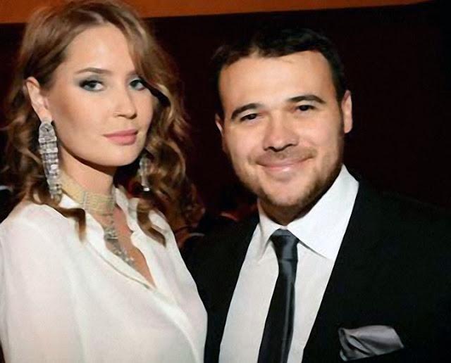 Alyona Qavrilova ilə boşandı