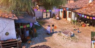 Kho ảnh phong cảnh hoạt hình của Pixar đưa bạn đi khắp thế giới