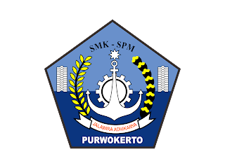 SMK SPM Nasional Purwokerto Free Vector Logo CDR, Ai, EPS, PNG