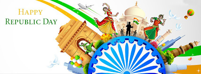 Happy Republic Day 2019 Quotes, Sms, Greetings, Pics for Facebook