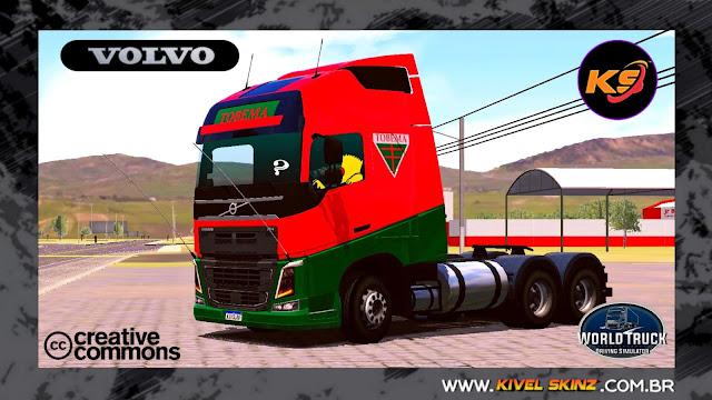 VOLVO FH16 750 - TOBEMA TRANSPORTES