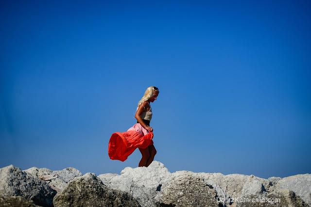 Lido di Dante - Kasia z Domu z Kamienia