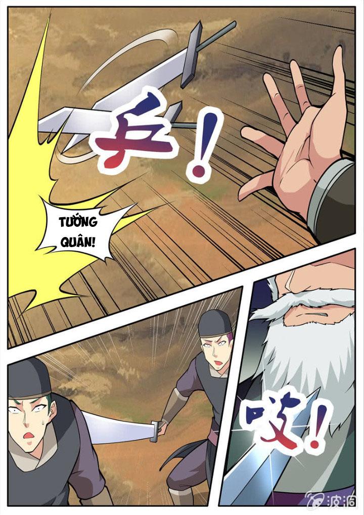 Đại Kiếm Thần chap 236 - Trang 14