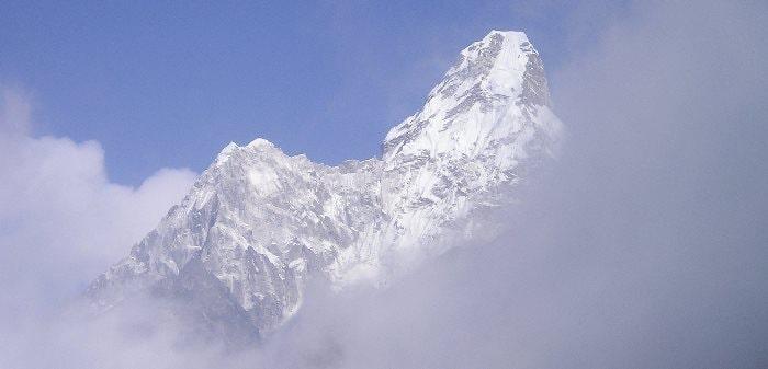 Highest mountains range: Everest, India