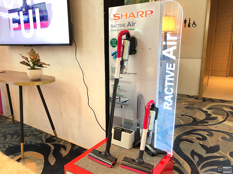 Sharp Vacuum Cleaner