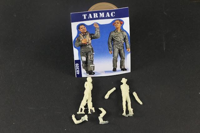 Personnel Armée de l'Air Tarmac 1/48