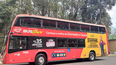 Bustour - Transporte turístico oficial de Canela e Gramado