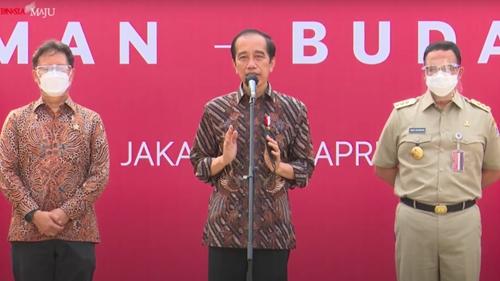 Presiden Jokowi: Pandemi Masih Ada dan Nyata, Jangan Sampai Lengah