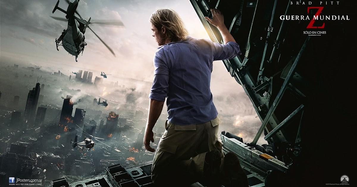 Descargar Guerra Mundial Z (2013) DVDRip Español Latino ...