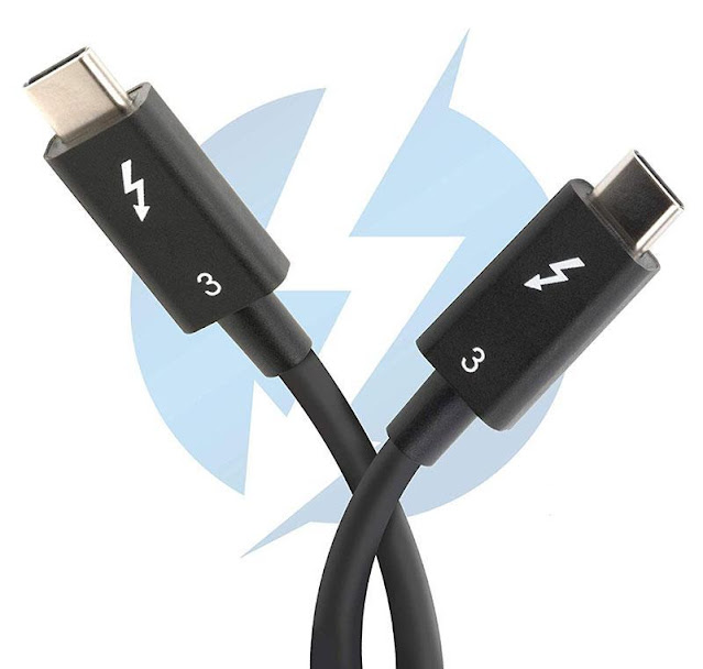 Plugable Thunderbolt 3 Cable