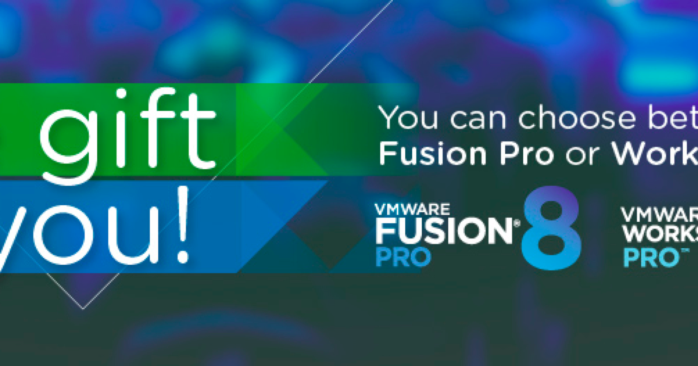 Just Another IT blog: Free VMware Fusion and Workstation