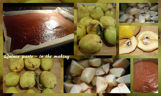 how to make, quinces, paste, jelly, recipes,