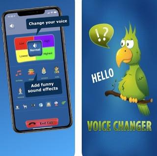 تطبيق Call Voice Changer لتغيير الصوت عند إجراء المكالمات