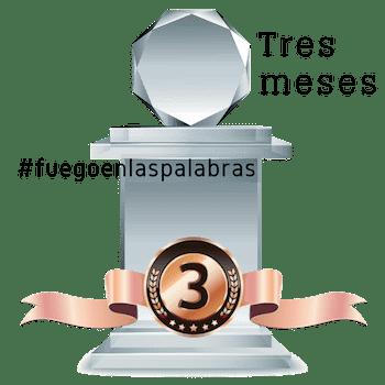 Trofeo tres meses de participación