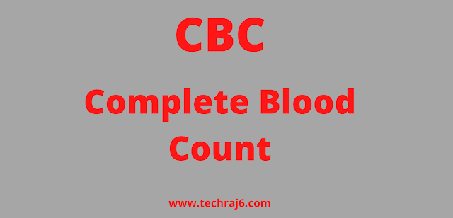 CBC full form, What is the full form of CBC