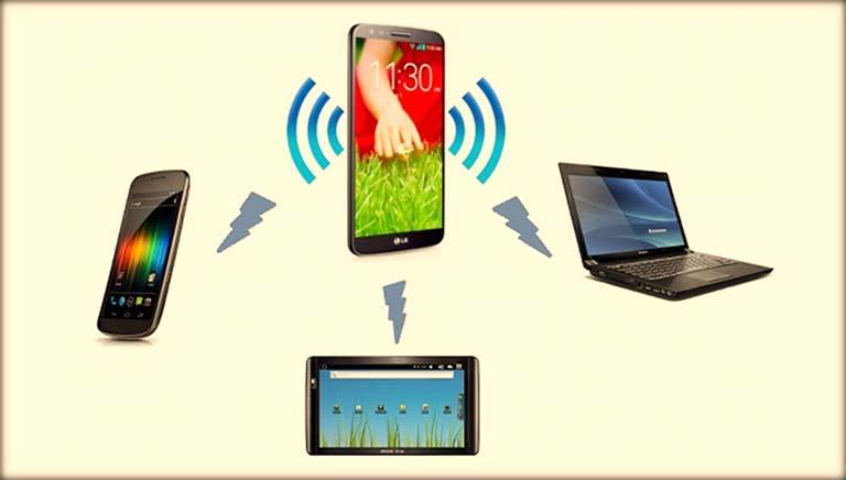 Cara Menggunakan Ponsel Android Sebagai WiFi Repeater [Penguat Jaringan]