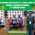 Copa Nambi: Resultados da quarta semana da 1ª fase