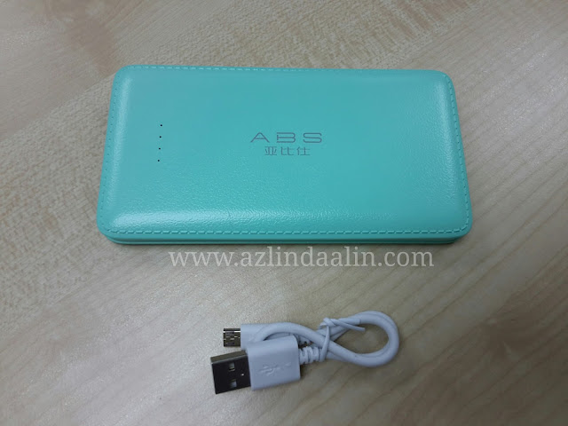 9 Sebab ABS Powerbank ‪#‎YouthSeries‬ Jadi Pilihan Mummy