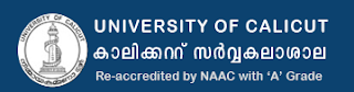 University of Calicut Result 2018