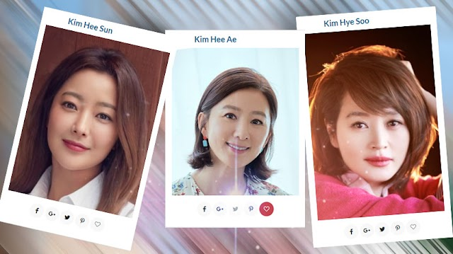 The Drama Movie Action by Kim Hee Sun,Kim Hee Ae and Kim Hye Soo | Review in 2021