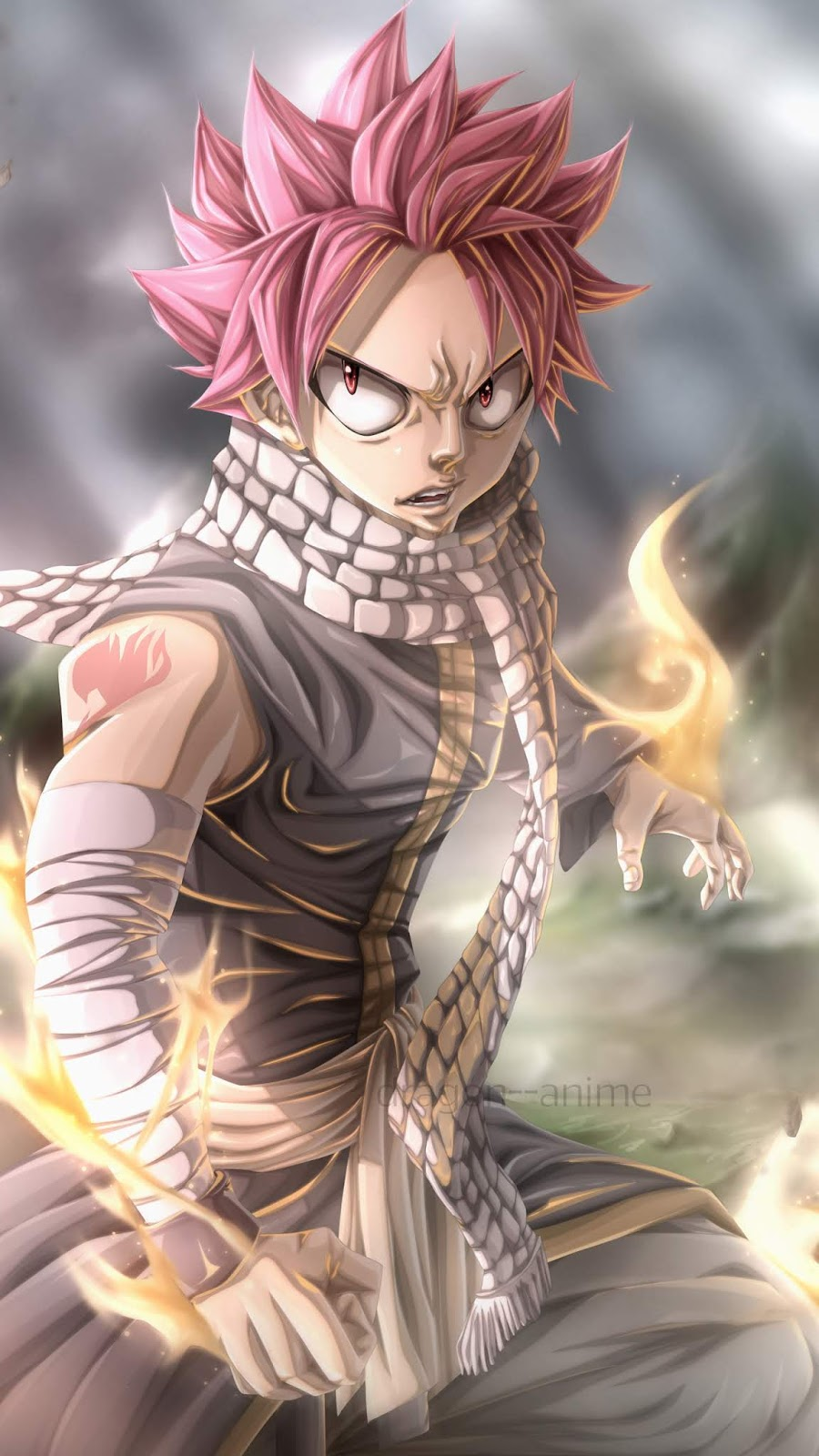 Wallpapers 4k para Celular: Fairy Tail