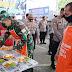 Tinjau Dapur Umum, TNI Polri Wujudkan Sinergi Bantu Masyarakat