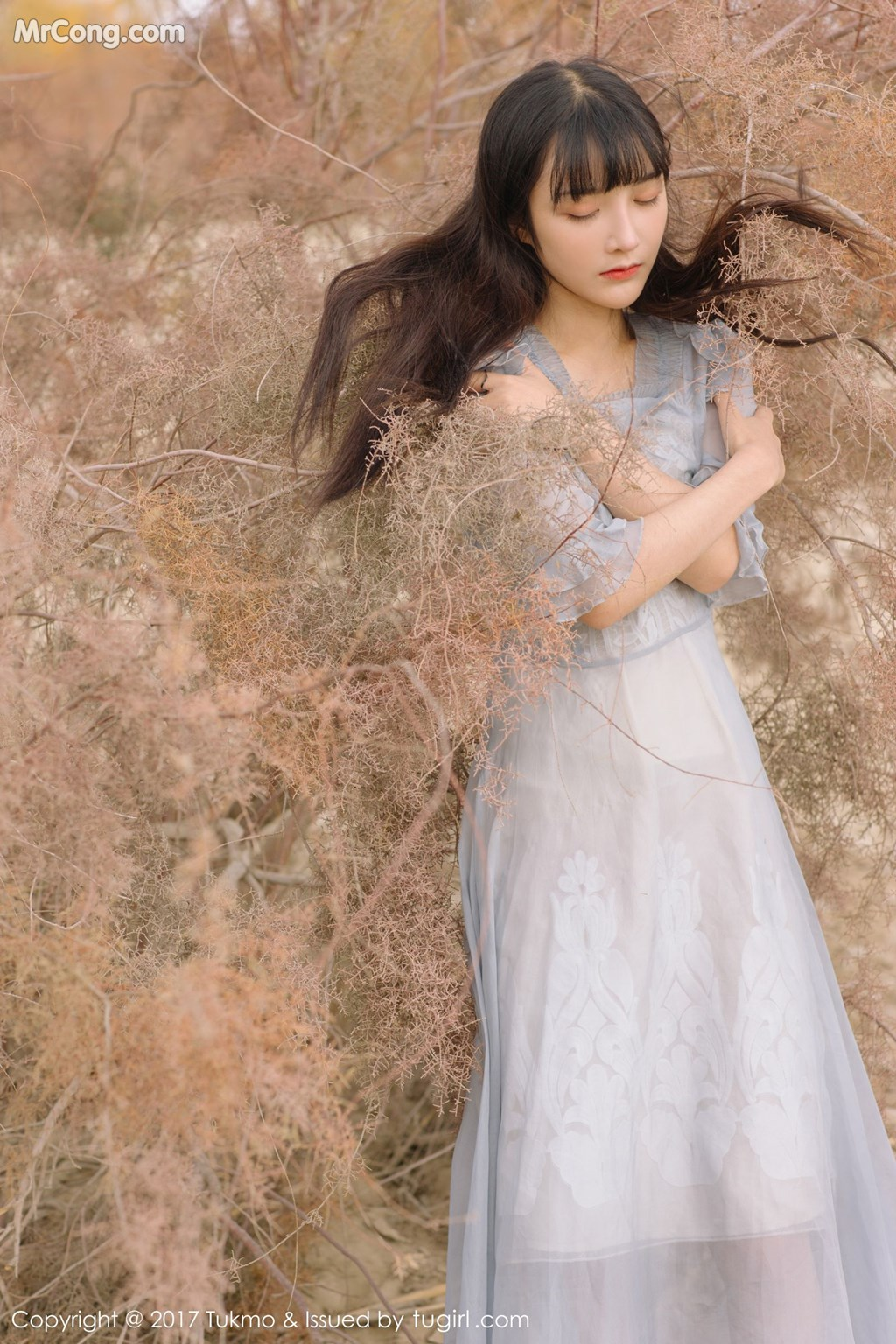 Image Tukmo-Vol.104-Zhi-Ying-MrCong.com-005 in post Tukmo Vol.104: Người mẫu Zhi Ying (之应) (41 ảnh)