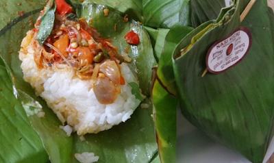 Nasi Kucing'' kuliner.com