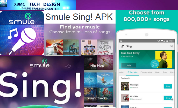 Download Smule Sing APK Android Listen Free Music Sing Find Your favorite songs, use audio effects and also use video filters on Android     Smule Sing APK for Android