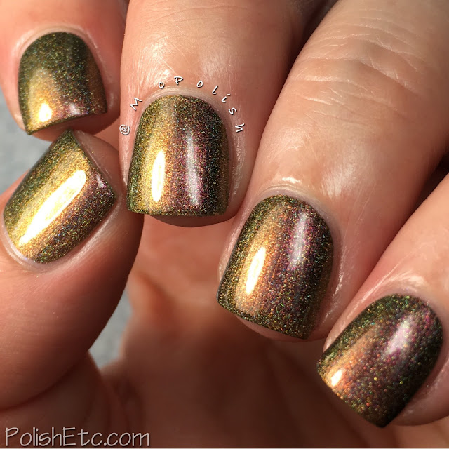 Pahlish - This is Holo-ween! - McPolish - Frog's Breath