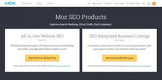 How to create free Moz Pro - Open Moz Website
