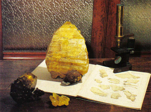 The World's Largest Crystals I