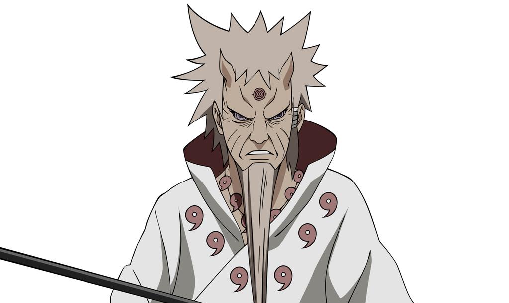 Hagoromo ootsutsuki adalah