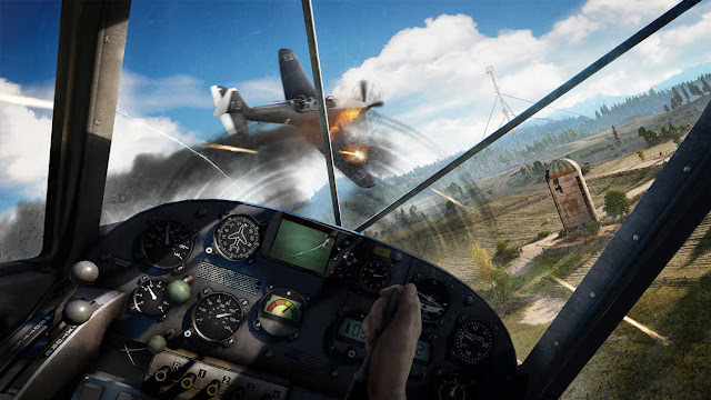 Ini Dia! ScreenShot Resmi Far Cry 5, yang WAJIB kalian ketahui 56