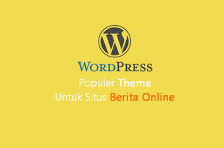 Theme Wordpress untuk Website Berita