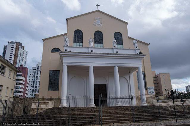 Igreja São Francisco de Paula - fachada