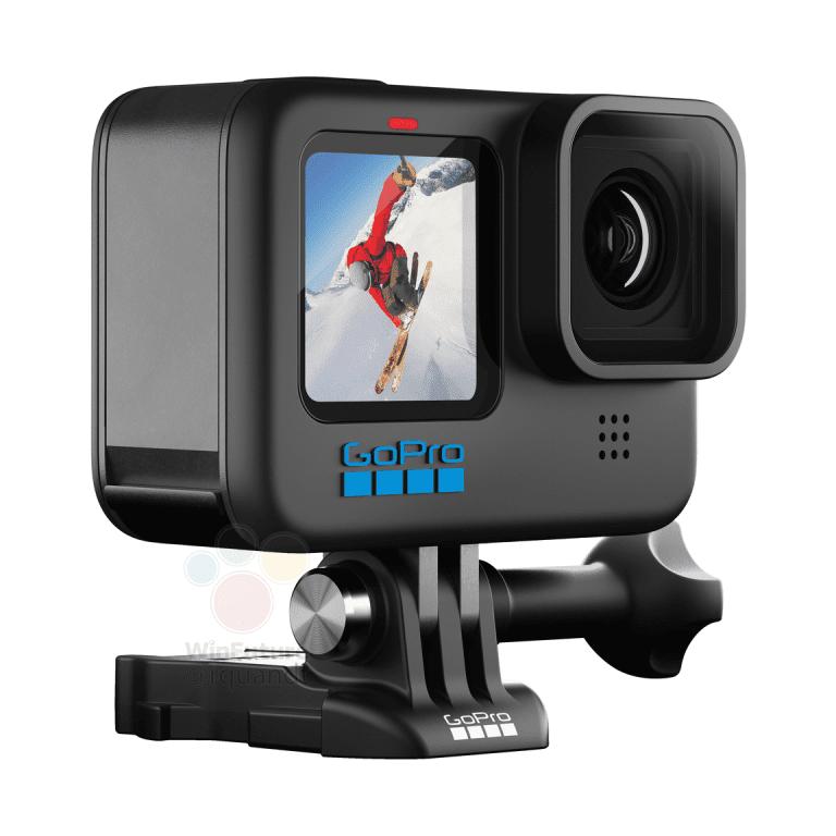 GoPro Hero 10 с креплением
