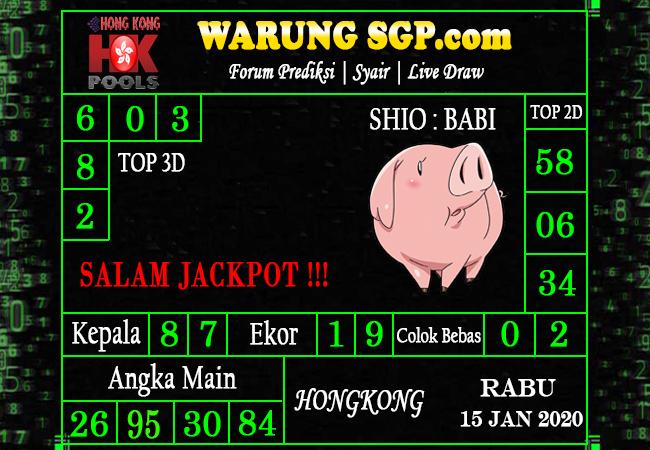 Warung SGP