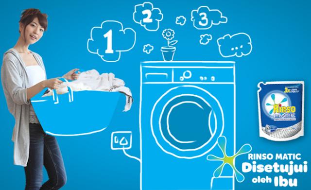 Deterjen Laundry Yang Tepat