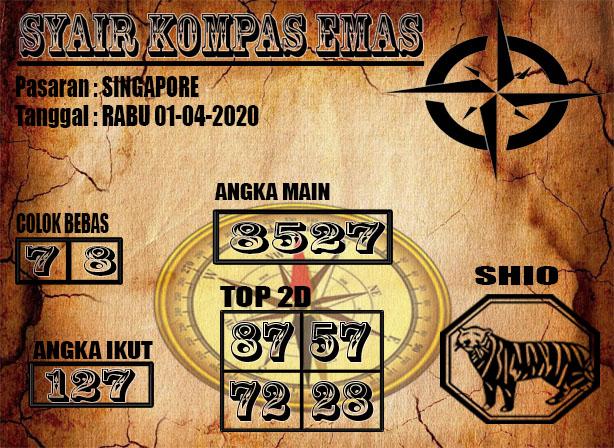 SYAIR SINGAPORE 01-04-2020